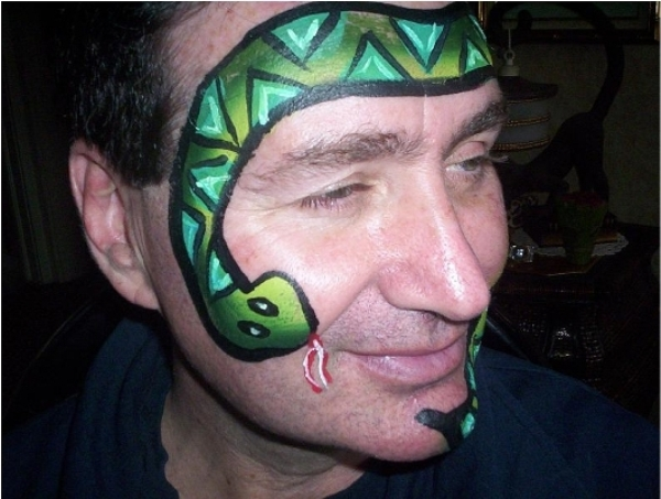 Philadelphia Face Painting